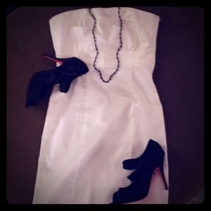 H&M white dress❤NWT❤
